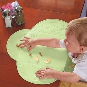 Kiddopotamus children's placemat